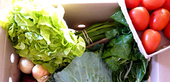 Veg box schemes, just how local is yours?