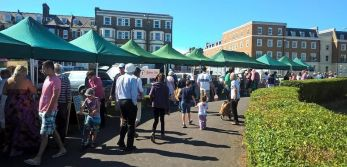 Cliftonville Farmers' Market Makes a Successful Return