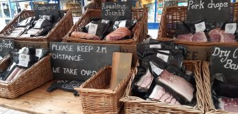 Farmers' Market in Cullompton Continues to thrive after lockdown