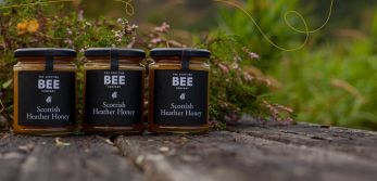 Industry awards for Fife heather honey